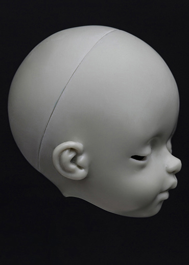 DOLLZONE BaoBao Head