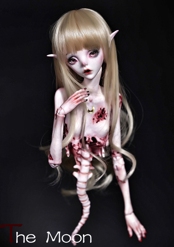 DOLLZONE The Moon