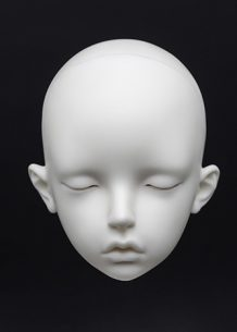 DOLLZONE Uan Head