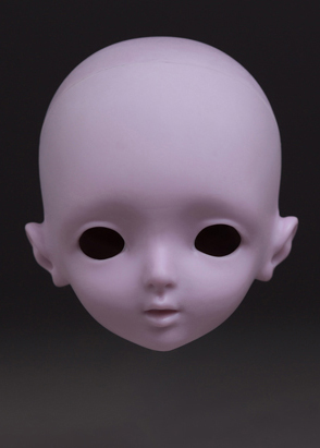DOLLZONE Tit Head