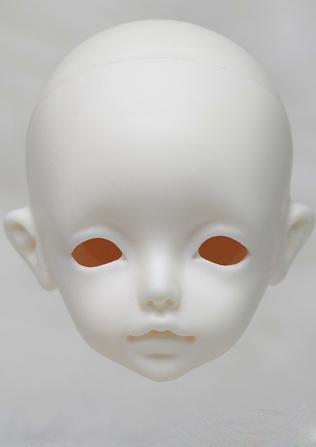 DOLLZONE Penny Head