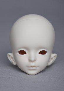 DOLLZONE Scarecrow Hal Head